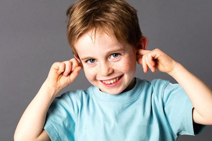 problemi di udito nei bambini